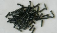"200 x Solid Rivets Light Alloy CSK Length 5/8"" Diam 1/8"" Pt No. SP68-410 [A7]"